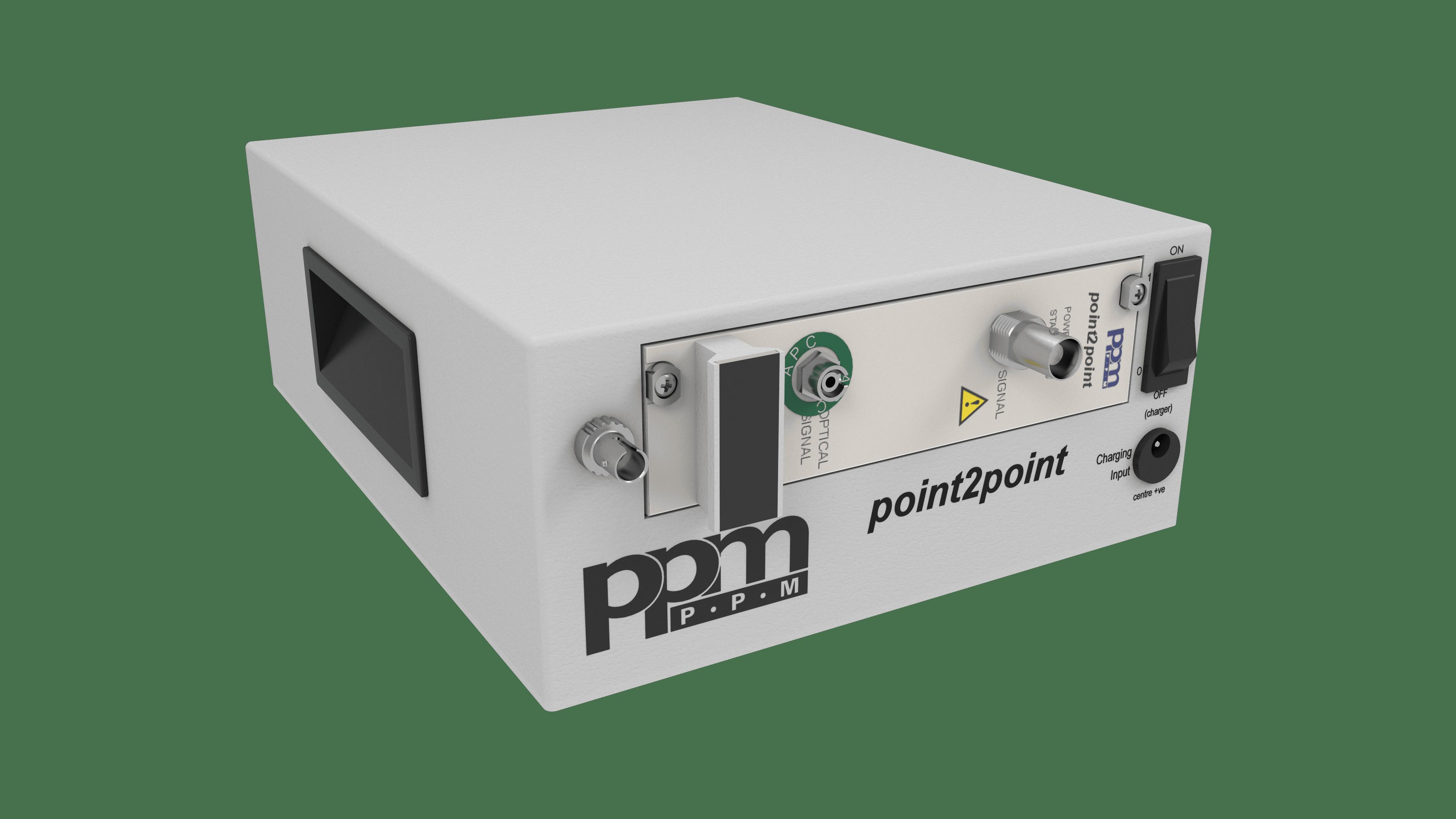 point2point fibre optic link