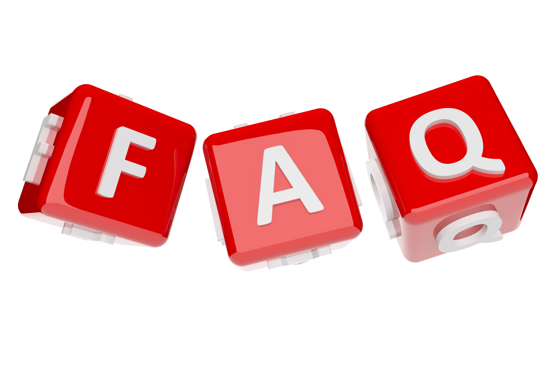 FAQ blocks image