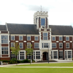 Loughborough University building