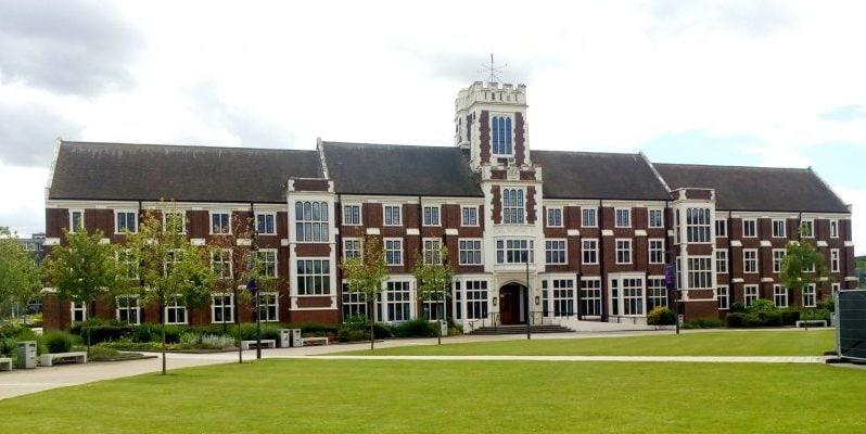 Loughborough University building
