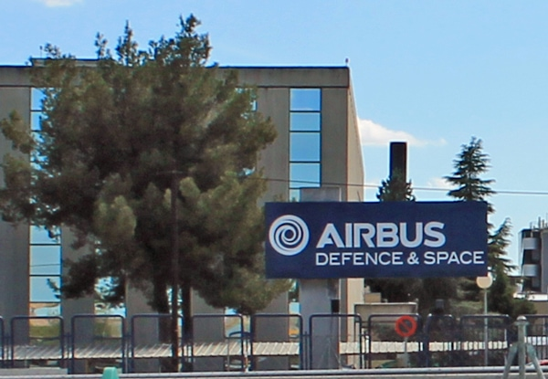 Airbus Defence & Space Madrid