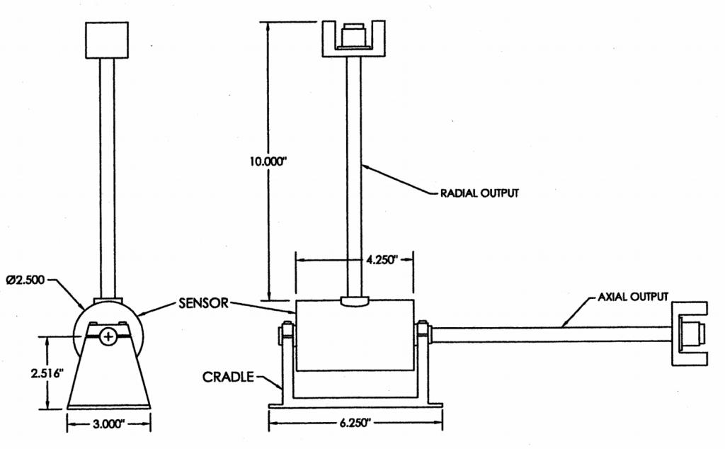 Prodyn MTB-2 B-Dot sensor