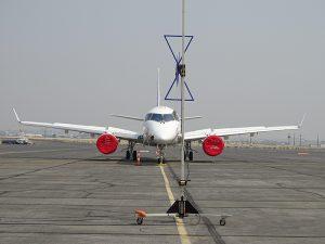 QinetiQ aircraft test