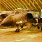 Tornado aircraft BAE Warton